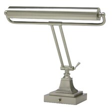 "Square Base 16"" H Desk Table Lamp with Novelty Shade"
