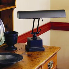 "13"" H Desk Table Lamp with Novelty Shade"