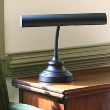 """Advent Piano 12.5"""" H Table Lamp with Novelty Shade"""
