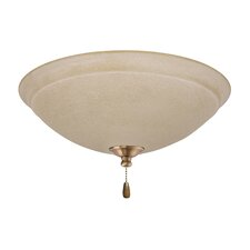 Ashton 3 Light Ceiling Fan Light Fixture