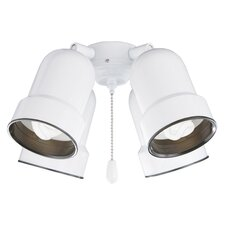Bullet Four Light Ceiling Fan Light Kit