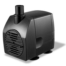130 GPH Statuary Fountain Pump with Flow Control