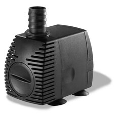 200 GPH Statuary Fountain Pump with Flow Control