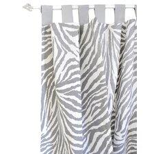 Safari Curtain Panel (Set of 2)