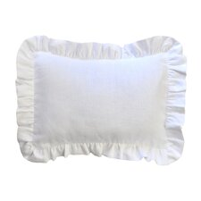 Madison Avenue Linen Lumbar Pillow
