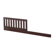SlumberTime Molasses Daybed and Toddler Guardrail Kit