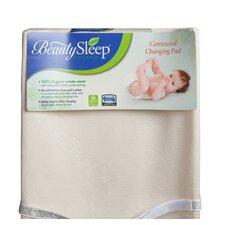 Beauty Sleep Organic Contoured Changing Pad