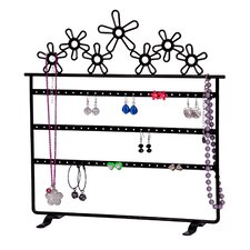 Flora Daisies Jewelry Stand
