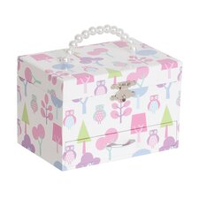 Molly Girl's Musical Ballerina Jewelry Box