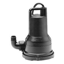 1/2 HP Submersible Non-Clogging Vortex Utility Pump
