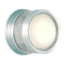 Gear 1 Light Flush Mount