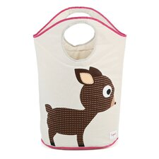 Deer Laundry Hamper
