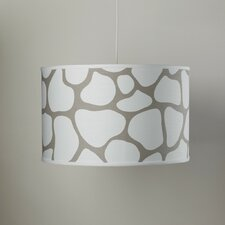 Cobblestone 3 Light Cylinder Pendant