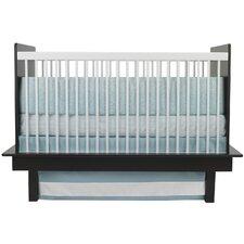 Raindrops 3 Piece Crib Bedding Set