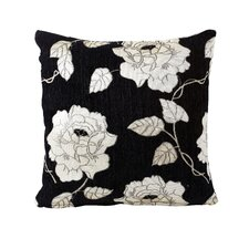 Rose Chenille Scatter Cushion