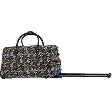 "Soho 21"" 2 Wheeled Travel Duffel"
