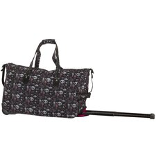 "Madison 21"" 2 Wheeled Carry-On Duffel"