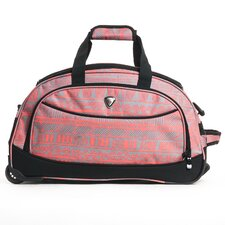 "Plato 21"" 2 Wheeled Carry-On Duffel"