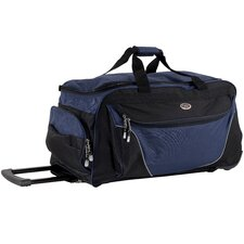 "29"" 2-Wheeled Carry-On Duffel"