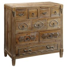 Isabella 10 Drawer Chest