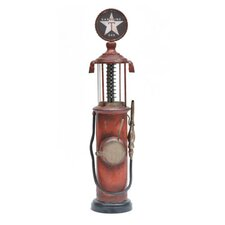 Industria Gas Pump Sculpture