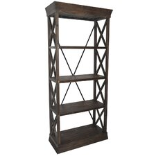 "Grand Junction 76.25"" Standard Bookcase"