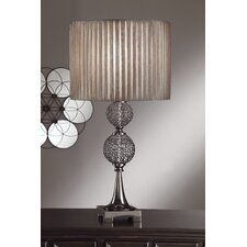 """Alexandrea 30.5"""" H Table Lamp with Square Shade"""