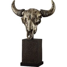 Dick Idol Signature Bull Skull Bust