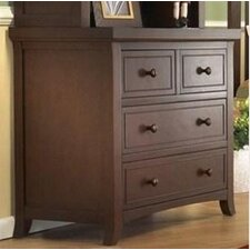 Alex 3 Drawer Chest