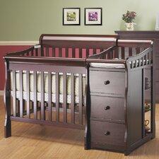 Newport Mini Crib & Changer
