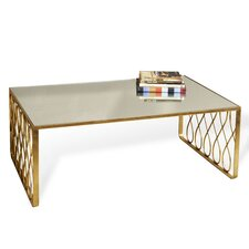 Brixton Scroll Coffee Table