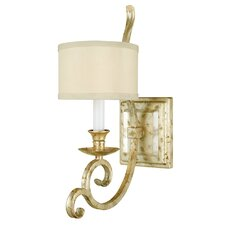 Lucy 1 Light Wall Sconce
