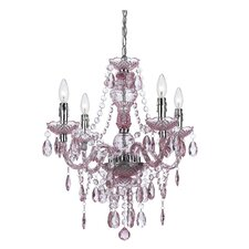 Queen 4 Light Mini Chandelier
