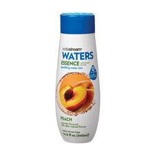 Waters Essence Peach Sparkling Drink Mix (Set of 4)