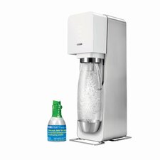 Source Home Metal 3 Piece Sparkling Water Maker Starter Set