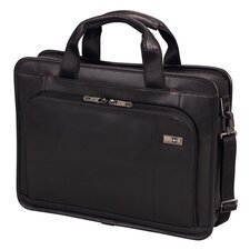 Architecture® 3.0 Wainwright Slimline Leather Laptop Briefcase