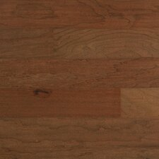 "Amelia 5"" Engineered Cherry Hardwood Flooring in Spice"