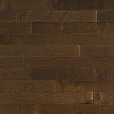 "Jefferson 5"" Solid Maple Hardwood Flooring in Toasted"