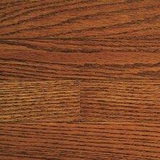 "Thornton 2-1/4"" Solid White Oak Hardwood Flooring in Cocoa"