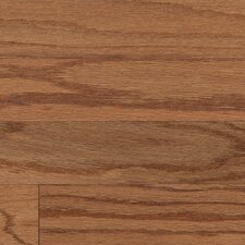 "Augusta 5"" Engineered Red Oak Hardwood Flooring in Honey"