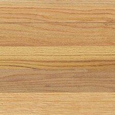 "Congress 2-1/4"" Solid Red Oak Hardwood Flooring in Natural"