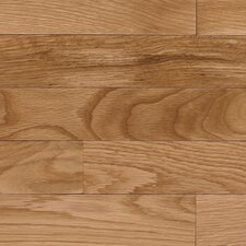 "Congress 5"" Solid Oak Hardwood Flooring in Toffee"