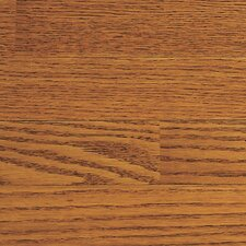 "Congress 2-1/4"" Solid Red Oak Hardwood Flooring in Fawn"