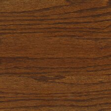 "Livingston 3"" Engineered Red Oak Hardwood Flooring in Walnut"