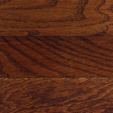 "Beacon 5"" Engineered Red Oak Hardwood Flooring in Henna"