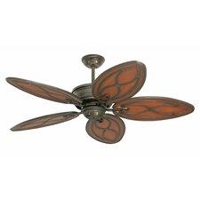 """52"""" Copa Breeze 5 Blade Outdoor Ceiling Fan"""