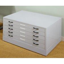 Flat File Filing Cabinet