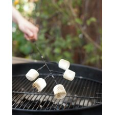 Marshmallow Non-Stick Twig Skewer