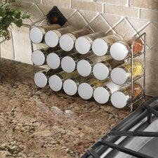 Compact Spice Rack (Set of 6)