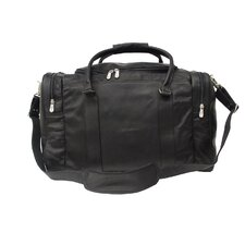 "20"" Leather Classic Carry-On Duffel"
